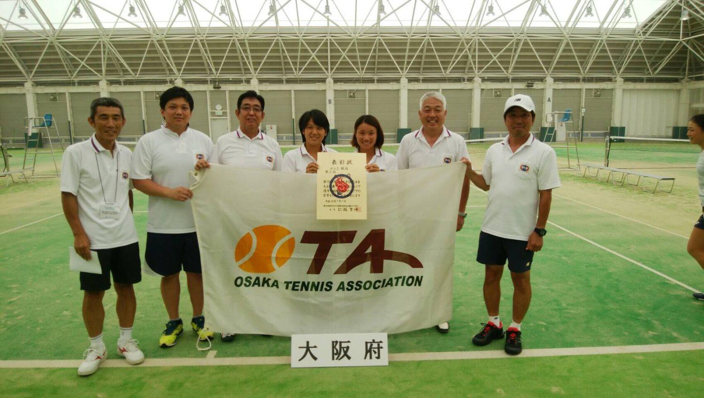 第73回 国民体育大会近畿ブロック大会テニス競技 女子の部